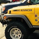 the boobie bouncer