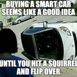 buying a smart car