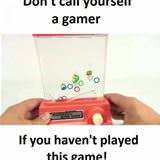 dont call yourself a gamer