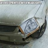 how to fix a headlight on the cheap