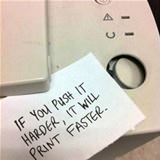 how to make it print faster