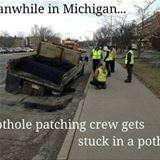 meanwhile in michigan