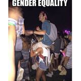 real gender equality