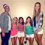 tall girls short girls