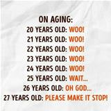 how aging works