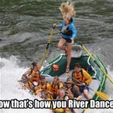 how to river dance