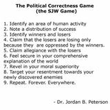 the political correctness game