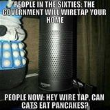 wiretaps in the home