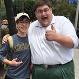 just met peter griffin