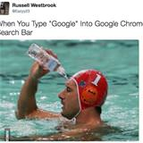 searching for google