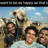 i just want to be that happy