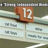 strong independent woman isle