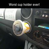 terrible cup holder
