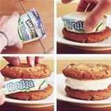 how to make ice cream sandwiches