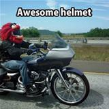 Awesome Helmet Is Awesome