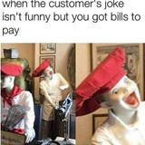 Customers Joke