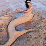 sandy mermaid