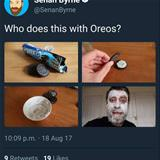 who does this with oreos