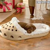 crocks pet bed