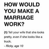 would you like a good marriage