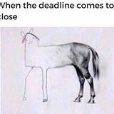 Deadline Is Too Close