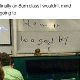 finally a good class