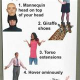 5 ways to appear taller