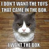 i dont want the toys