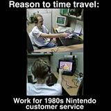reasons to time travel