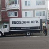 truckload of beer