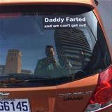 daddy farted