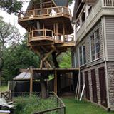 hell of a tree house