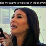 setting my alarm