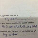 who is your hero