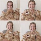 me and my cats