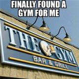 finally found a gym