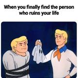 finally found that person