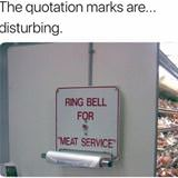 meat service