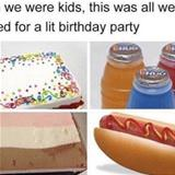 when we were kids