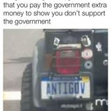 so anti government
