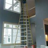 huge ladder