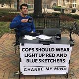 Cops Should Wear