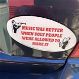 Music Was Better