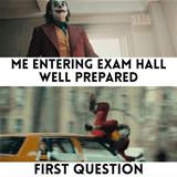 ready for my exam