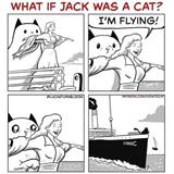what if jack was a cat