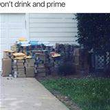 drink and prime