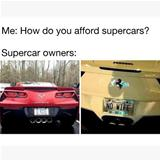 how do you afford