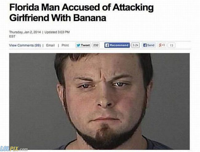 crazy times in florida