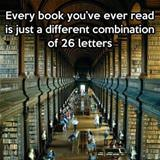 every book you read