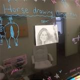 horse drawing competition